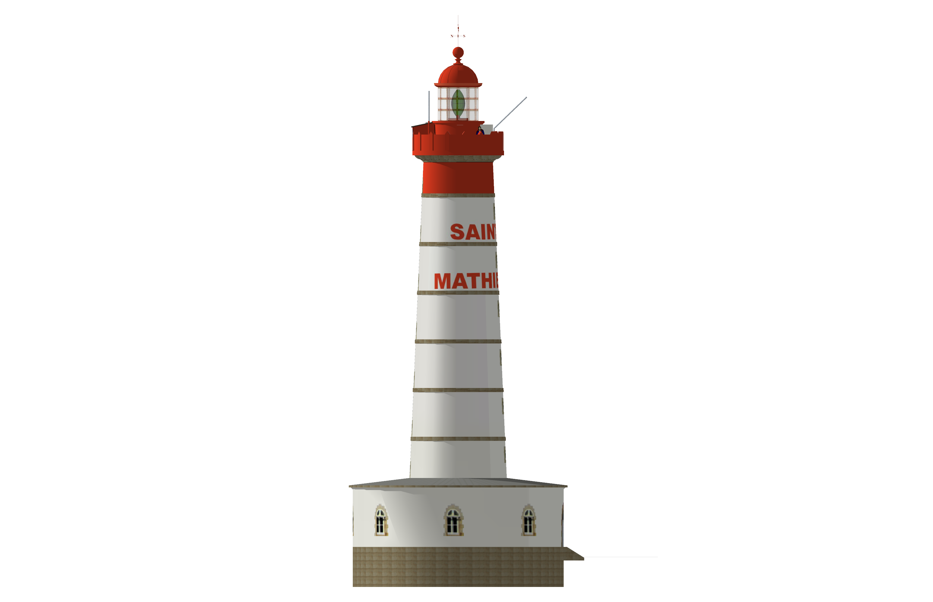 Phare Saint Mathieu – Pointe du Conquet